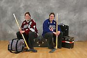 USA Olympic Hockey Player Angela Ruggiero
