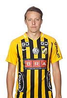 180222 Häcken:s Viktor Lundberg poserar för ett porträtt den 22 Feb 2018 i Göteborg.<br /> Foto: Pelle Börjesson / Idrottsfoto / BILDBYRÅN / COP 205