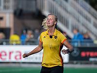Laren - tijdens de Livera hoofdklasse  hockeywedstrijd dames, Laren-Oranje Rood (1-3).  COPYRIGHT KOEN SUYK