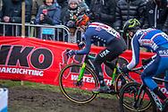 Lucas STIERWALT (USA) at the 2019 UCI Cyclo-Cross World Championships in Bogense, Denmark