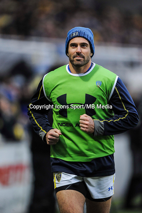 Brock JAMES - 25.01.2015 -  Clermont / Saracens - European Champions Cup <br />