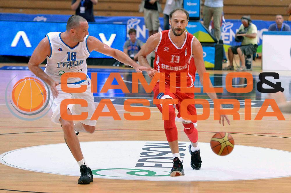 DESCRIZIONE : Trento Trentino Basket Cup Nazionale Italia-Georgia<br /> GIOCATORE : Sanikidze<br /> CATEGORIA : Controcampo<br /> SQUADRA : Georgia<br /> EVENTO :  Trento Trentino Basket Cup<br /> GARA : Italia-Georgia<br /> DATA : 07/08/2013<br /> SPORT : Pallacanestro<br /> AUTORE : Agenzia Ciamillo-Castoria/GiulioCiamillo<br /> Galleria : FIP Nazionali 2013<br /> Fotonotizia : Trento Trentino Basket Cup Nazionale Italia-Georgia<br /> Predefinita :