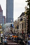 DEN HAAG -  Hoogbouw van de Haagse ministeries domineren de skyline van de hofstad<br /> COPYRIGHT RONALD SPEIJER
