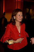 Lady Foster, Opening of Blood on Paper: the art of the Book. V & A. Museum. London. 14 April 2008. Afterwards there was a dinner hosted by Lady Foster.  *** Local Caption *** -DO NOT ARCHIVE-© Copyright Photograph by Dafydd Jones. 248 Clapham Rd. London SW9 0PZ. Tel 0207 820 0771. www.dafjones.com.