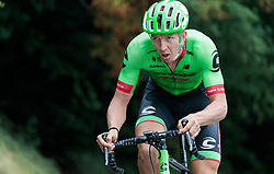 02.07.2017, Graz, AUT, Ö-Tour, Österreich Radrundfahrt 2017, 1. Etappe, Prolog, im Bild Sep Vanmarcke (BEL, Cannondale Drapac Professional Cycling Team) // Sep Vanmarcke (BEL, Cannondale Drapac Professional Cycling Team) during Stage 1, Prolog of 2017 Tour of Austria. Graz, Austria on 2017/07/02. EXPA Pictures © 2017, PhotoCredit: EXPA/ JFK