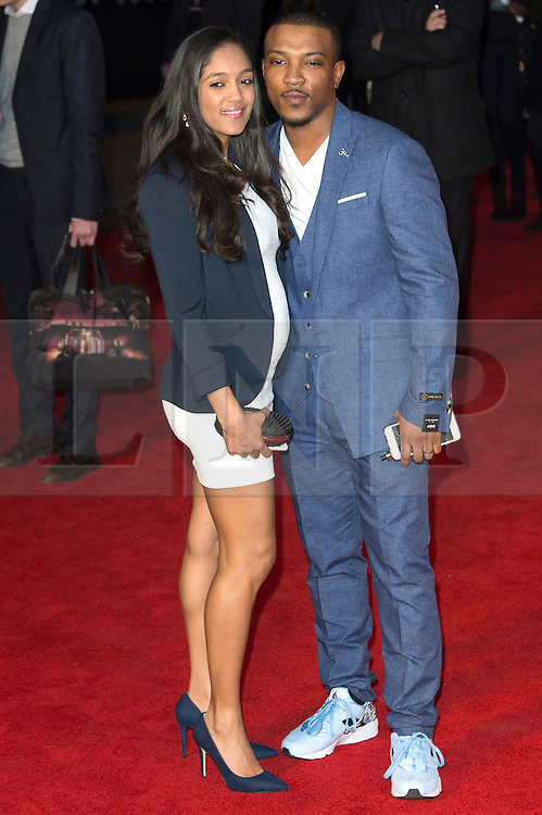 © Licensed to London News Pictures. 22/03/2016. ASHLEY WALTERS attend the Batman V Superman: Dawn of Justice European film premiere. The film is based on the DC Comics characters. London, UK. Photo credit: Ray Tang/LNP