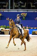 Jeanine Nieuwenhuis - TC Athene<br /> Jumping Amsterdam 2016<br /> © DigiShots