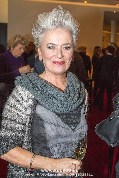 NLD/Amsterdam/20151123 - 5 jaar Delamar theater en 10 Jaar Van den Ende Foundation viering, Doris Baaten