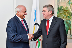 e010 FIH and IOC Presidents Lausanne