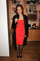 CAROLINE MICHEL at a party to celebrate 25 years of the David Linley store , 60 Pimlico Road, London on 16th November 2010.