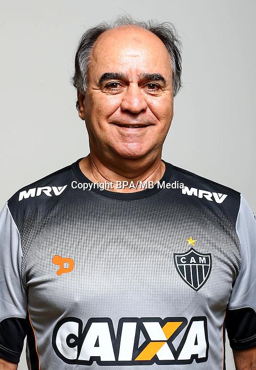 Brazilian Football League Serie A / <br /> ( Clube Atletico Mineiro ) - <br /> Marcelo de Oliveira Santos - Dt Clube Atletico Mineiro