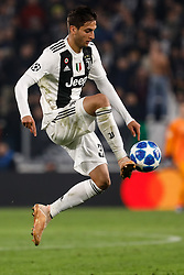 November 8, 2018 - Turin, Italy - Rodrigo Bentancur of Juventus in action during the Group H match of the UEFA Champions League between Juventus FC and Manchester United FC on November 7, 2018 at Juventus Stadium in Turin, Italy. (Credit Image: © Mike Kireev/NurPhoto via ZUMA Press)
