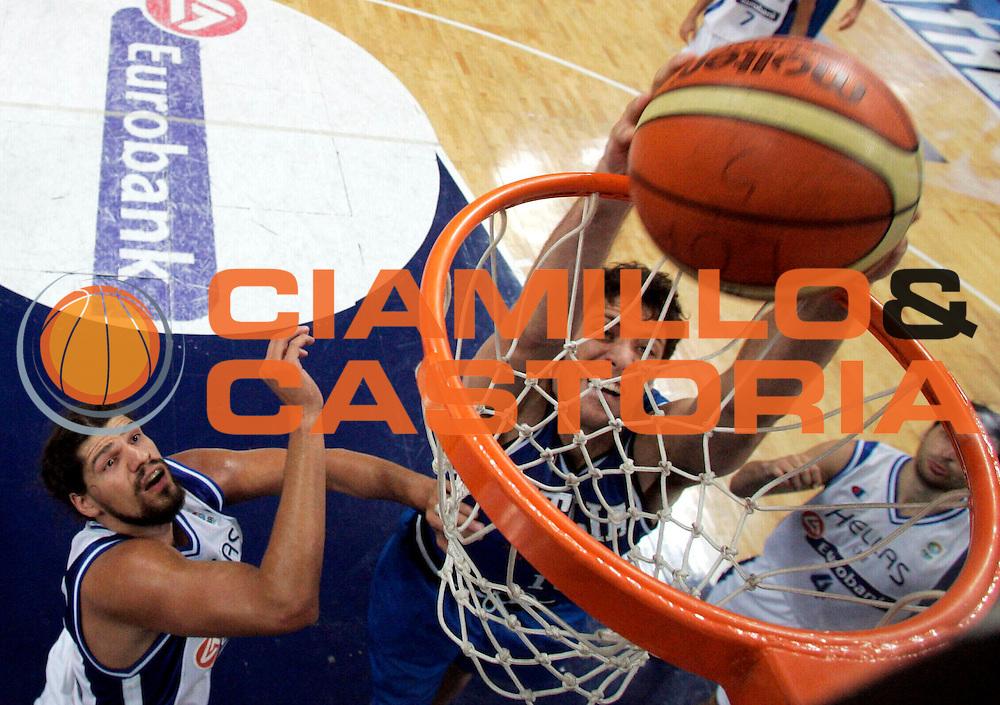 DESCRIZIONE : Atene Grecia Torneo Internazionale Acropolis Grecia Italia<br /> GIOCATORE : Angelo Gigli<br /> SQUADRA : Nazionale Italiana Uomini Grecia<br /> EVENTO : Atene Grecia Torneo Internazionale Acropolis Grecia Italia<br /> GARA : Grecia Italia<br /> DATA : 21/08/2007 <br /> CATEGORIA : Schiacciata Special<br /> SPORT : Pallacanestro <br /> AUTORE : Agenzia Ciamillo-Castoria/E.Castoria<br /> Galleria : Fip Nazionali 2007 <br /> Fotonotizia : Atene Grecia Torneo Internazionale Acropolis Grecia Italia<br /> Predefinita :