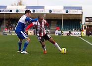 Bristol Rovers v Sheffield United 031112
