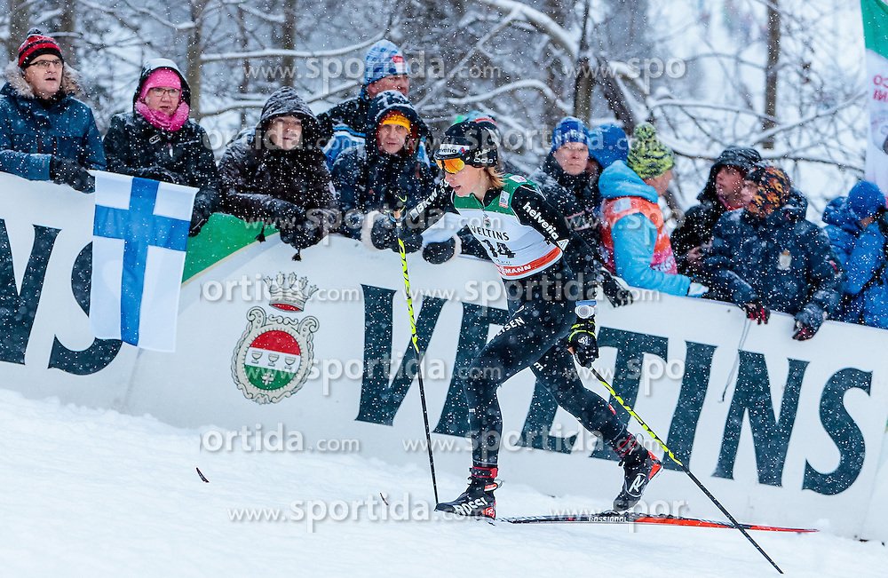 26.11.2016, Nordic Arena, Ruka, FIN, FIS Weltcup Langlauf, Nordic Opening, Kuusamo, Damen, im Bild Der Graaff Laurien Van (SUI) // Der Graaff Laurien Van of Switzerland during the Ladies FIS Cross Country World Cup of the Nordic Opening at the Nordic Arena in Ruka, Finland on 2016/11/26. EXPA Pictures © 2016, PhotoCredit: EXPA/ JFK