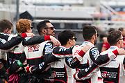 TOYOTA GAZOO  Racing. <br /> Le Mans 24 Hours Race, 11th to 17th June 2018<br /> Circuit de la Sarthe, Le Mans, France.