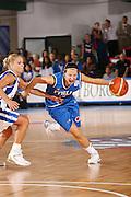 DESCRIZIONE : Chieti Italy Italia Eurobasket Women 2007 Grecia Italia Greece Italy <br /> GIOCATORE : Giorgia Sottana <br /> SQUADRA : Nazionale Italia Donne Femminile <br /> EVENTO : Eurobasket Women 2007 Campionati Europei Donne 2007<br /> GARA : Grecia Italia Greece Italy <br /> DATA : 25/09/2007 <br /> CATEGORIA : Palleggio <br /> SPORT : Pallacanestro <br /> AUTORE : Agenzia Ciamillo-Castoria/S.Silvestri Galleria : Eurobasket Women 2007 <br /> Fotonotizia : Chieti Italy Italia Eurobasket Women 2007 Grecia Italia Greece Italy <br /> Predefinita :