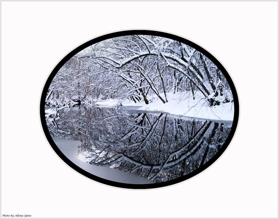 Christmas Eve on Jones Creek<br /> Jasper County, Missouri<br /> December 24, 2002