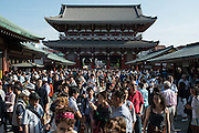 JAPAN, Tokyo :Sanja Matsuri festival in Tokyo on May 15, 2016.<br />