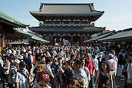 JAPAN, Tokyo :Sanja Matsuri festival in Tokyo on May 15, 2016.<br /> Over 1.5 million people flocked to Tokyo's Asakusa district during the three-day-long annual festival, which heralds the coming of summer in the Japanese capital.