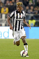 Kingsley Coman Juventus,<br /> Torino 05-03-2015, Juventus Stadium, Football Calcio 2014/2015 Coppa Italia, semifinale, Juventus - Fiorentina, Foto Filippo Alfero/Insidefoto