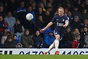 Sam Mantom of Southend United in action during the EFL Sky Bet League 1 match between Southend United and Oxford United at Roots Hall, Southend, England on 6 October 2018.