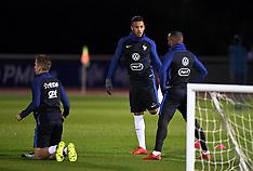 French Training - 06 November 2017