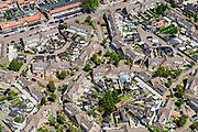 Nederland, Utrecht, Amersfoort, 29-05-2019; Bloemenbuurt, volkswijk.<br /> luchtfoto (toeslag op standard tarieven);<br /> aerial photo (additional fee required);<br /> copyright foto/photo Siebe Swart
