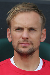 Siem de Jong of Ajax during the Dutch Eredivisie match between ADO Den Haag and Ajax Amsterdam at Car Jeans stadium on September 17, 2017 in The Hague, The Netherlands