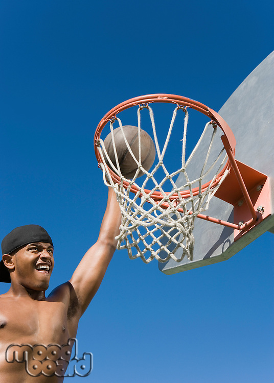 Dunking the Ball