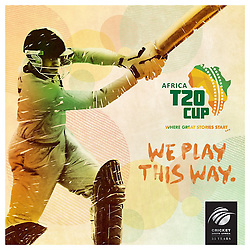 AFRICA T20 CUP / RealTime Images
