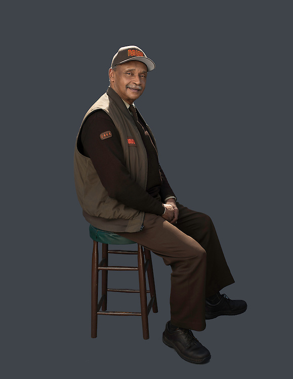 Donald Sanders, SFMTA/Muni's Kirkland Division, 33 Years Safe Driving   2013 Safe Driver Awardee   October 9, 2013
