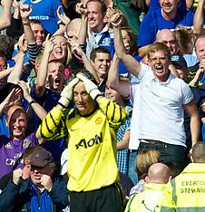 100911 Everton v Man Utd