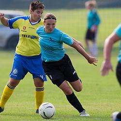20120923: SLO, Women football - SZNL, ZNK Jevnica vs ZNK Teleing Pomurje