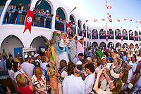 Lag B'Omer celebration, El Ghriba Synagogue, Djerba Island, Tunisia