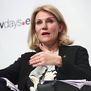 20160616 - Brussels , Belgium - 2016 June 16th - European Development Days - Local action to address fragility and protracted displacement - Helle Thorning-Schmidt , CEO , Save the Children © European Union