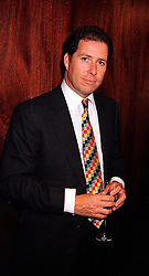 VISCOUNT LINLEY at a reception in London on 14th October 1999.<br /> MXT 6
