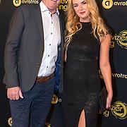NLD/Amsterdam/20191009 - Uitreiking Gouden Televizier Ring Gala 2019, Piet Paulusma en dochter Martsje Paulusma