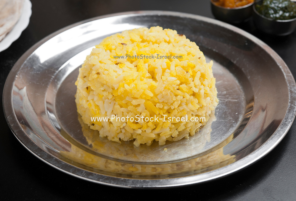 Indian Ethnical Food basmati Rice,