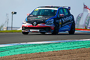 Finlay Robinson(GBR) Westbourne Motorsport during Round 14 of the Renault UK Clio Cup at Knockhill Racing Circuit, Dunfermline, Scotland on 15 September 2019.