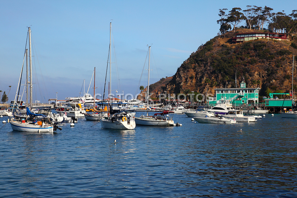 Avalon Bay Catalina Island