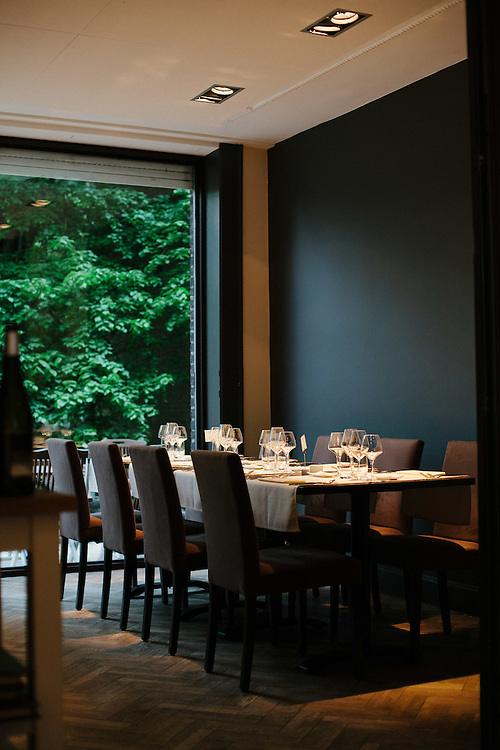 Les Trois Petits Bouchons (restaurant in Charleroi)