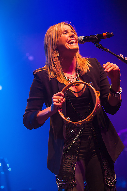 Grace Potter & The Nocturnals appearing at The Count Basie Theatre in Red Bank, NJ