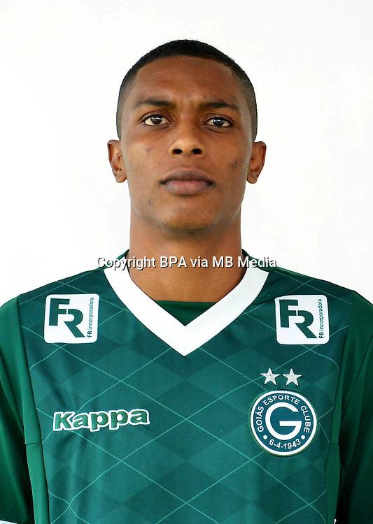 Brazilian Football League Serie A / <br /> ( Goias Esporte Clube ) - <br /> Felipe Francisco Macedo &quot; Felipe Macedo &quot;