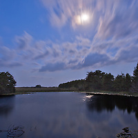 Loxahatchee Moonset