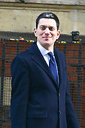 © Licensed to London News Pictures. 07/02/2013. Westminster, UK David Miliband MP seen in Westminster today 7th February 2013. Photo credit : Stephen Simpson/LNP