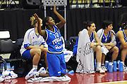 Cile 25/07/2011<br /> Campionato Mondiale Femminile U19<br /> Giappone-Italia<br /> nella foto: Nene Diene<br /> foto ciamillo-castoria