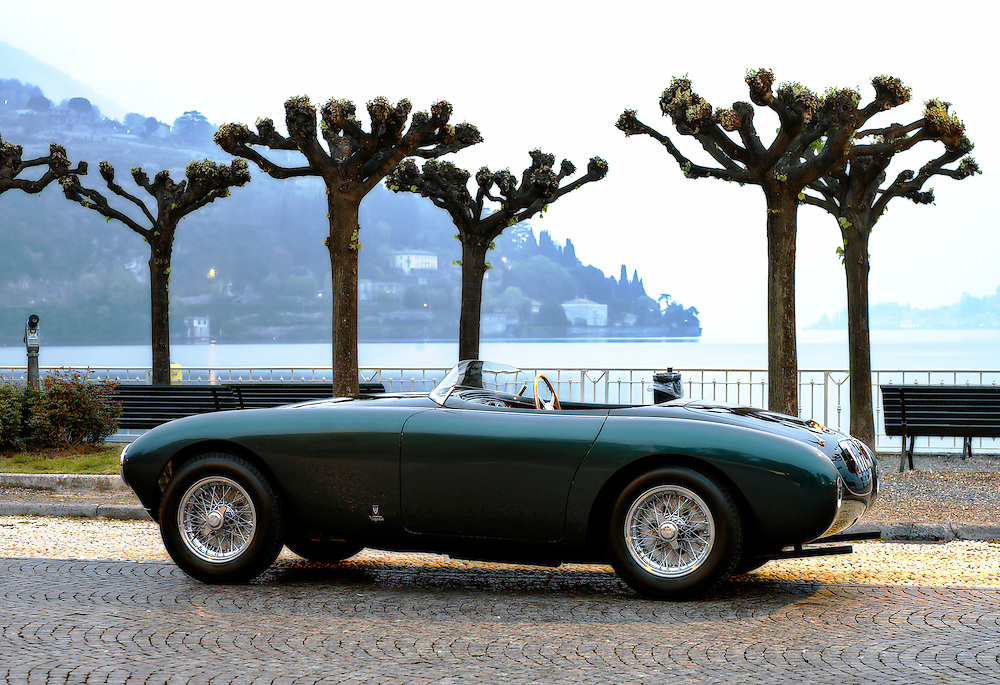 Ferrari 212.<br />