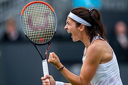 10-06-2019 NED: Libema Open, Rosmalen<br /> Grass Court Tennis Championships / Margarita Gasparyan (RUS)
