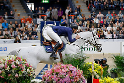 Fredricson Peder, SWE, Catch Me Not S<br /> Jumping Final Round 2<br /> Longines FEI World Cup Finals Jumping Gothenburg 2019